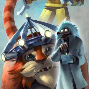 альт аватар для Wild Soul HoN Dr. Beebo and Loofy