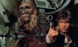 Han Solo hon smuggler