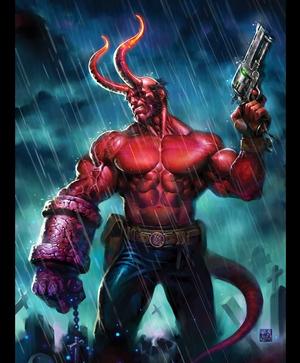 Hellboy HoN (Хэллбой хон)