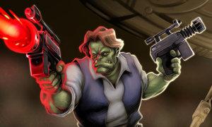 хон альт аватар Smuggler Flint Beastwood