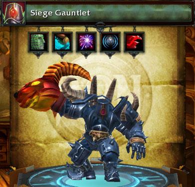 HoN мод Siege Gauntlet