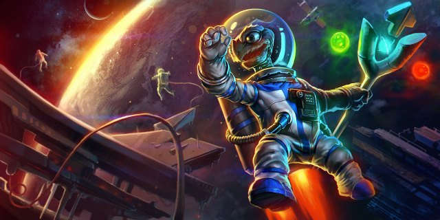 hon ultimate alt avatar Cosmonaut Bubbles (Космонавт Баблс хон)
