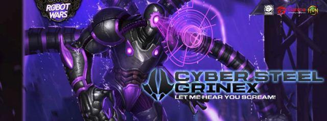 альт аватар hon Cyber Grinex