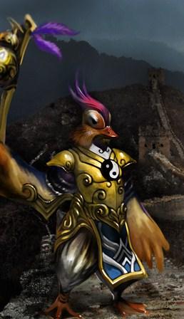 альт аватар для MK Peking Duck