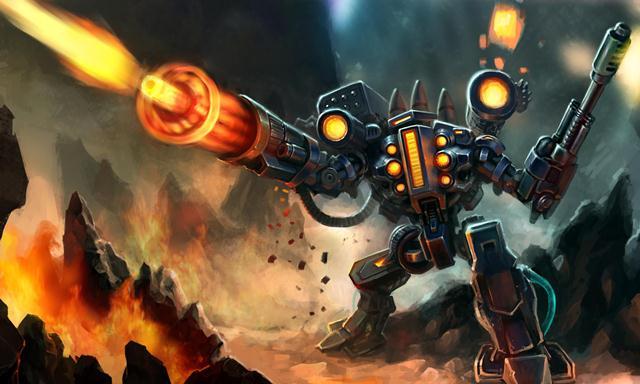 альт аватар hon Heavy Artillery
