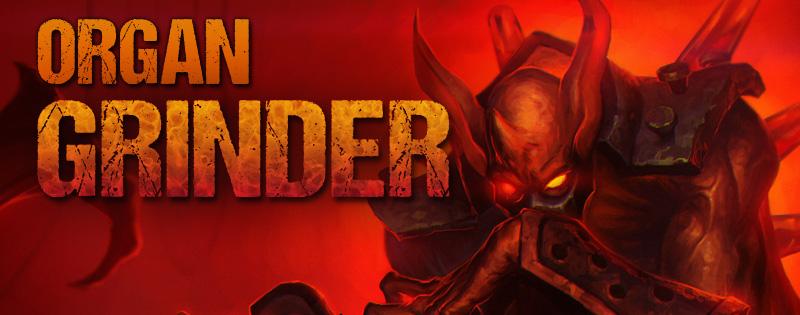 hon альт аватар Organ Grinder Bloodhunter (BH)