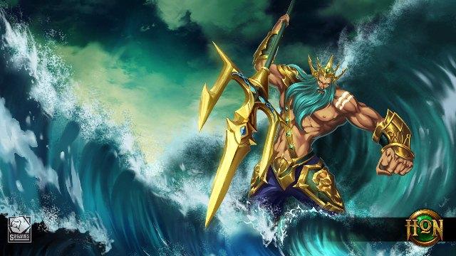 альт аватар hon Poseidon Tempest